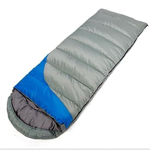 寝袋ポータブル封筒軽量寝袋防水袋キャンプハイキング厚い寝袋広げる綿の寝