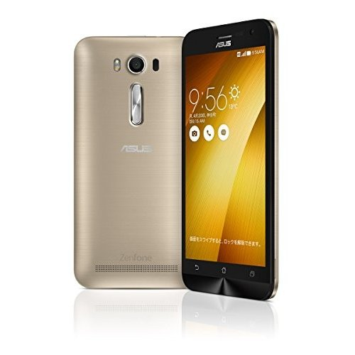 (新品未使用)エイスース SIMフリースマートフォン ZenFone 2 Laser(Qualcomm Snapdrago 3-sense