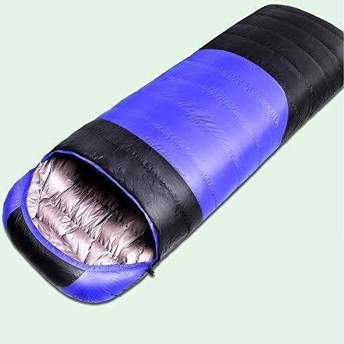 (新品未使用)OLDF ダウン寝袋 圧縮袋 軽量封筒 ポータブル 防水 快適 春 秋 冬 屋内 屋