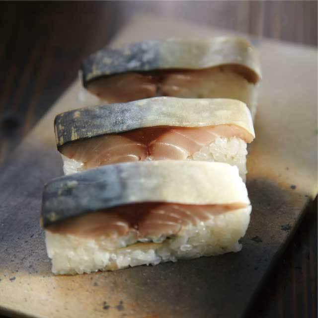 送料無料 おうちごはん ギフト さば寿司お取り寄せ 三太郎の極上鯖寿司 2本セット 3-toku 04