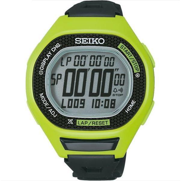 ランニングウォッチ セイコー 腕時計 スーパーランナーズ ラージ SBEG011
