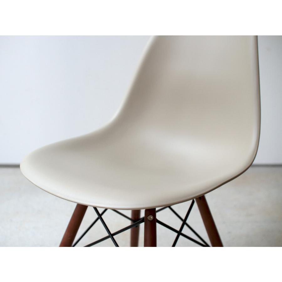 イームズチェア シェルチェア ウッドベース 椅子 イス DSW eames ブラウン木脚 リプロダクト ダイニングチェア MTS-032(BR)|3244p|11