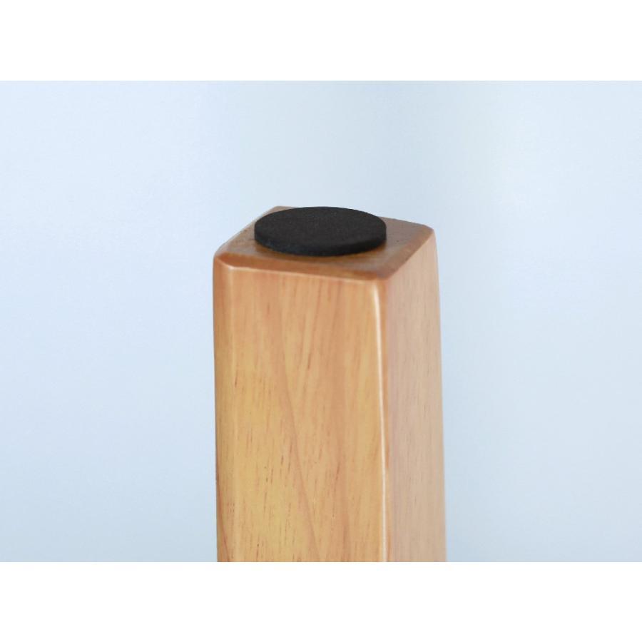 ダイニングテーブル 木製 W75×D75(cm) 2名用 正方形 ナチュラル ウォールナット MTS-063|3244p|11