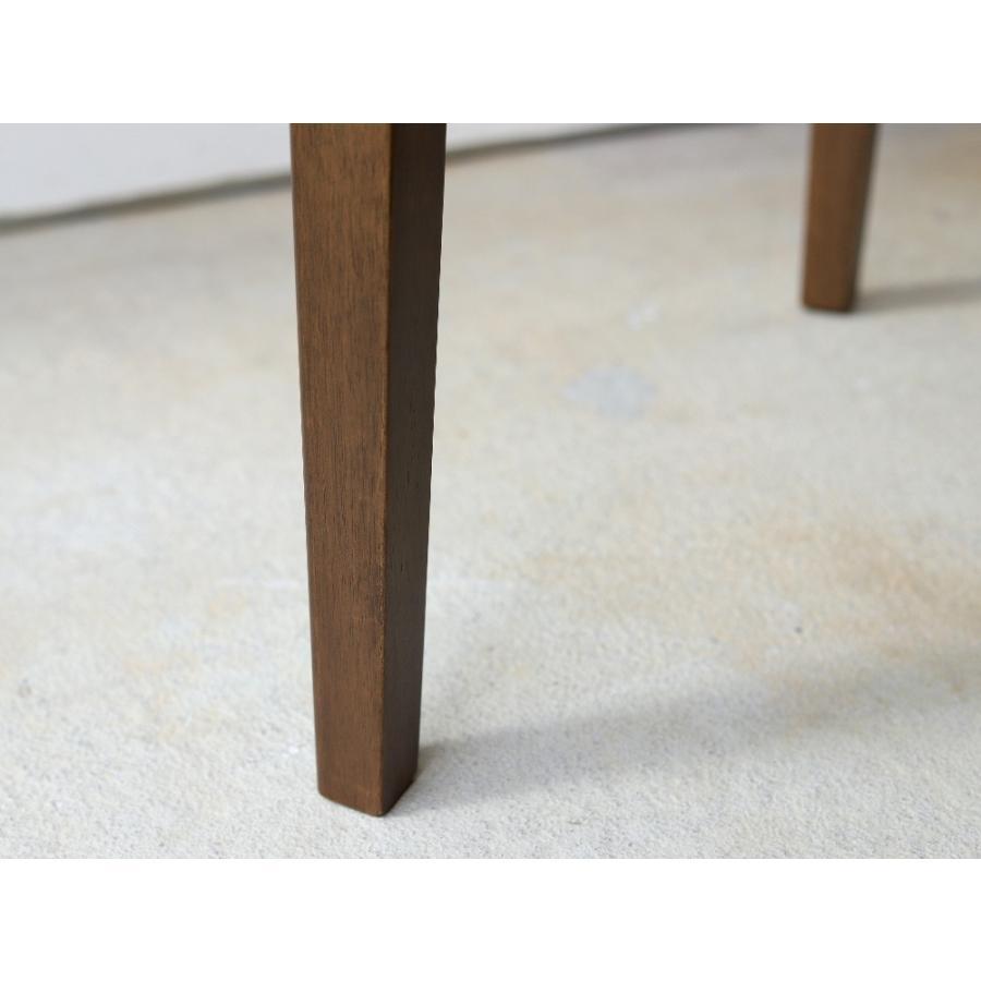 ダイニングテーブル 木製 W75×D75(cm) 2名用 正方形 ナチュラル ウォールナット MTS-063|3244p|06