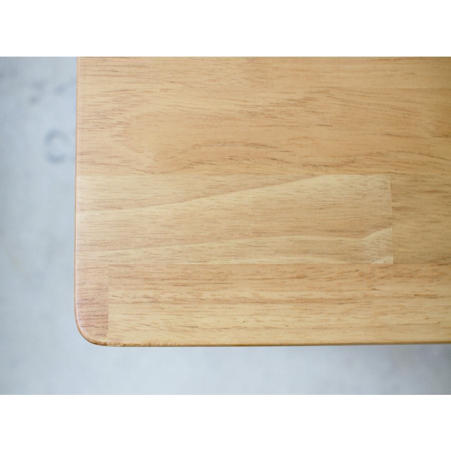ダイニングテーブル 木製 W75×D75(cm) 2名用 正方形 ナチュラル ウォールナット MTS-063|3244p|09