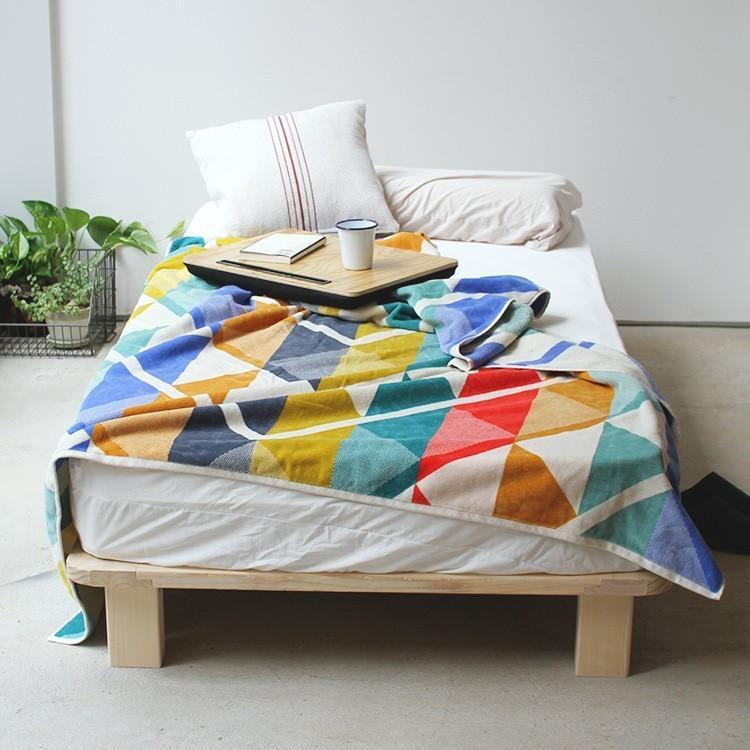ベッドフレーム ベッド シングル W100 無垢材(パイン材) ヘッドレス すのこベッド 北欧 シンプル ナチュラル MTS-097|3244p|02