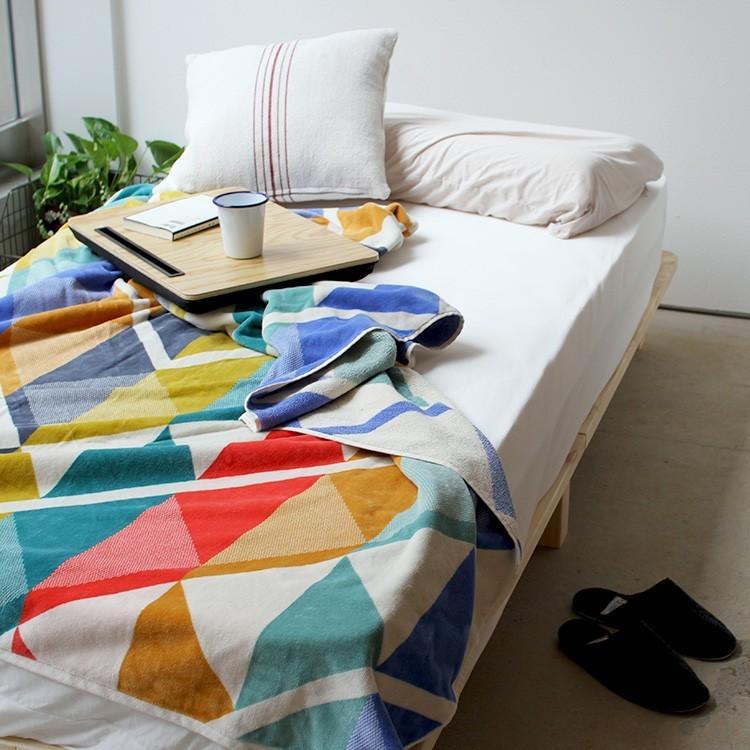 ベッドフレーム ベッド シングル W100 無垢材(パイン材) ヘッドレス すのこベッド 北欧 シンプル ナチュラル MTS-097|3244p|03