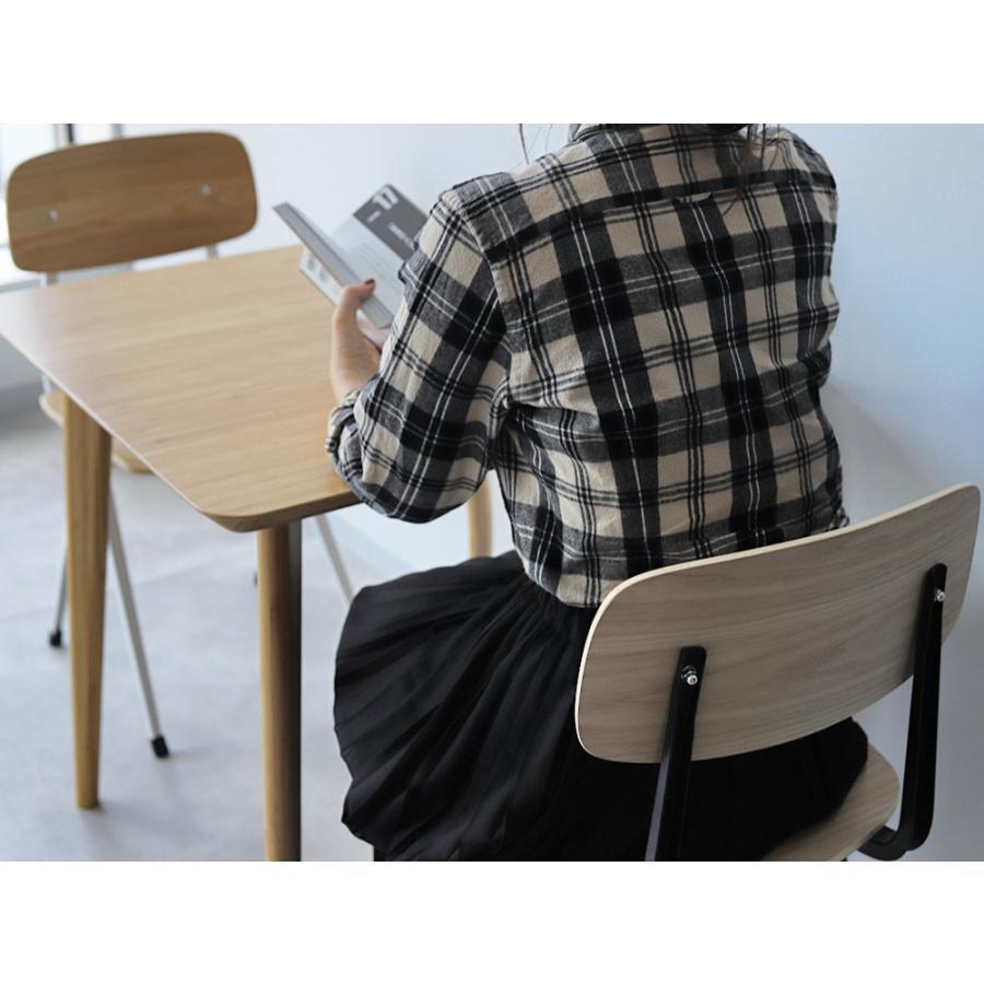 リザルトチェア リプロダクト 椅子 イス RESULT chair ダイニングチェア 完成品 ホワイト ブラック カーキ MTS-104|3244p|15