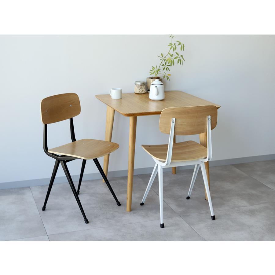 リザルトチェア リプロダクト 椅子 イス RESULT chair ダイニングチェア 完成品 ホワイト ブラック カーキ MTS-104|3244p|03