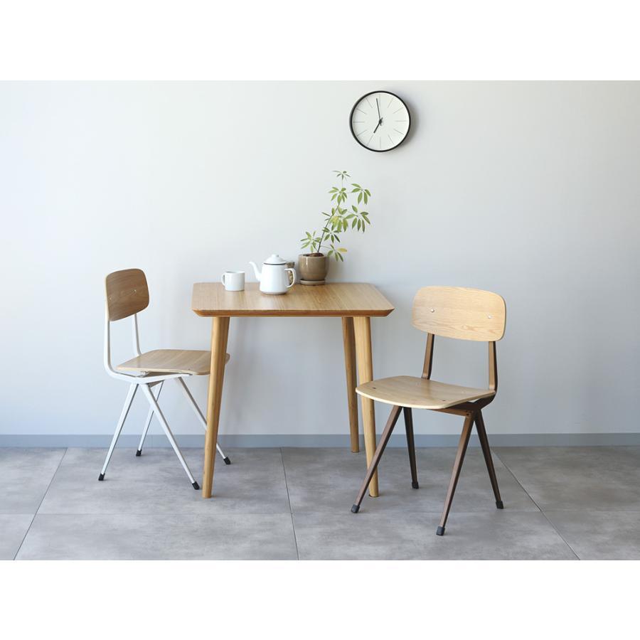 リザルトチェア リプロダクト 椅子 イス RESULT chair ダイニングチェア 完成品 ホワイト ブラック カーキ MTS-104|3244p|04