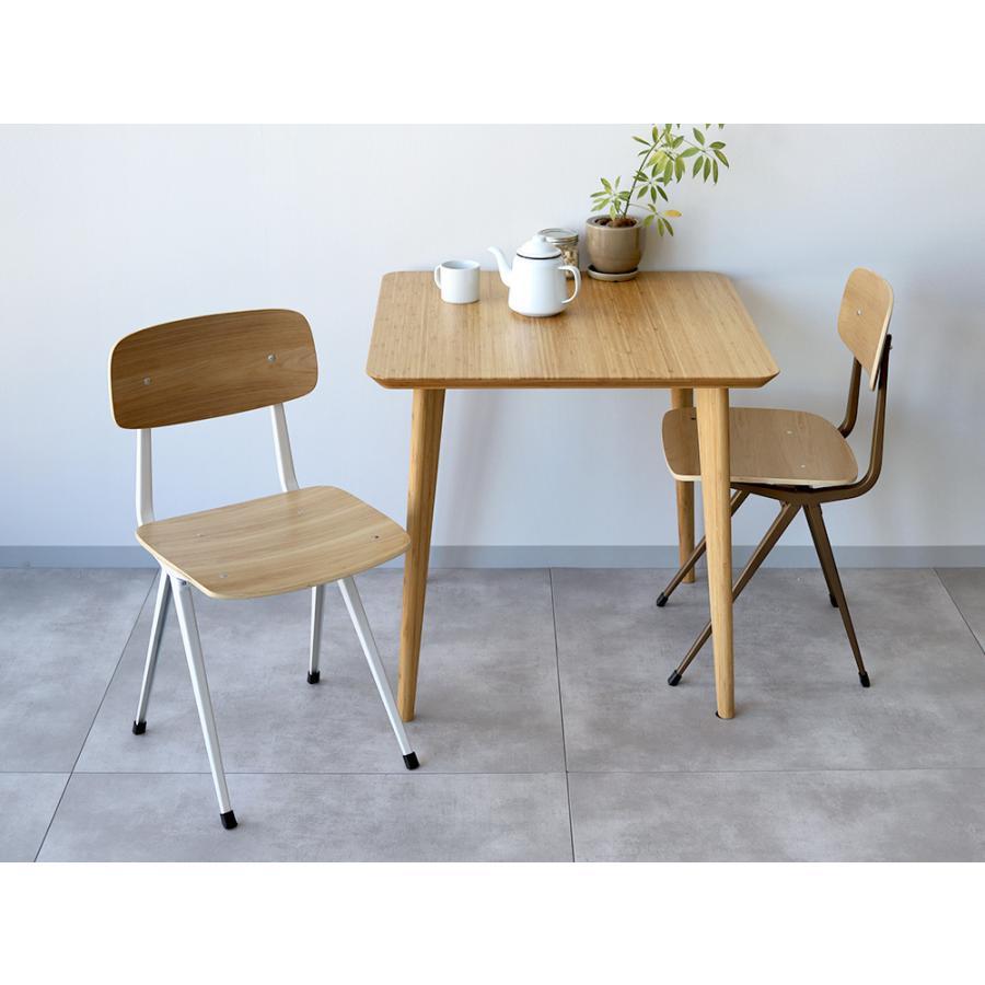 リザルトチェア リプロダクト 椅子 イス RESULT chair ダイニングチェア 完成品 ホワイト ブラック カーキ MTS-104|3244p|05