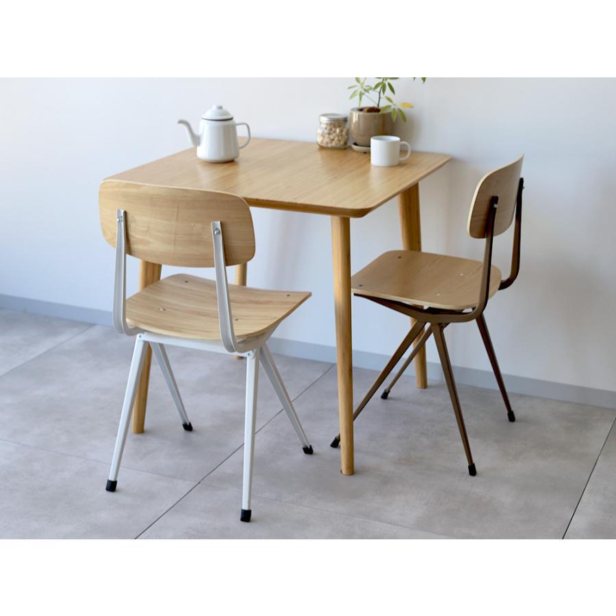 リザルトチェア リプロダクト 椅子 イス RESULT chair ダイニングチェア 完成品 ホワイト ブラック カーキ MTS-104|3244p|07
