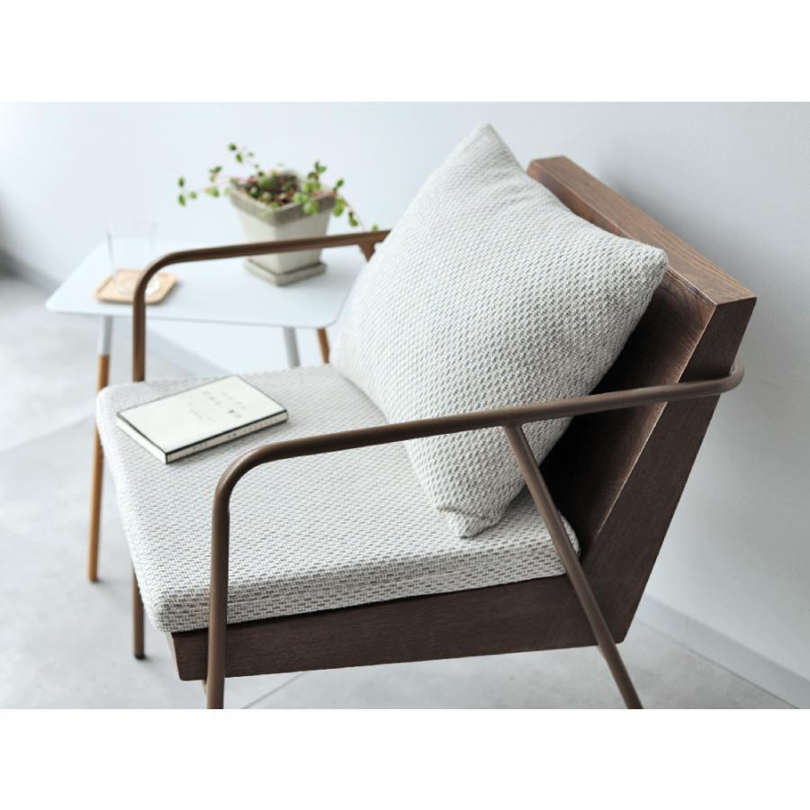 椅子 イス チェア パーソナルチェア ソファ ダイニングチェア 完成品 1P ホワイト|3244p|03