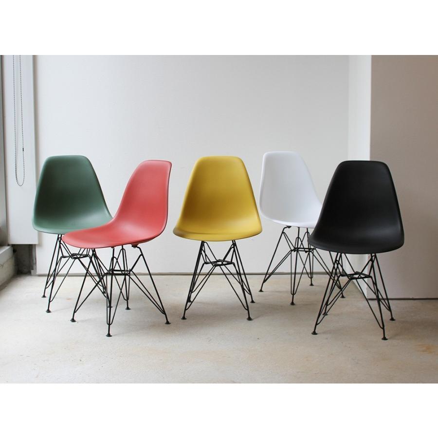 イームズ シェルチェア 椅子 エッフェルベース ブラック脚 MTS-108 ダイニングチェア DSR eames スチール リプロダクト アウトレットセール|3244p|02