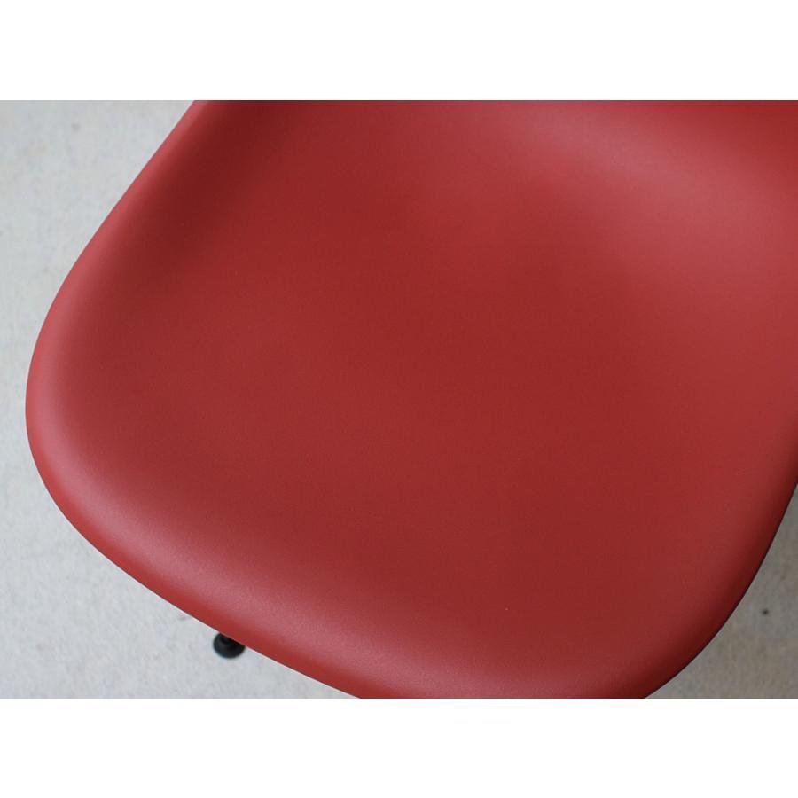 イームズ シェルチェア 椅子 エッフェルベース ブラック脚 MTS-108 ダイニングチェア DSR eames スチール リプロダクト アウトレットセール|3244p|12
