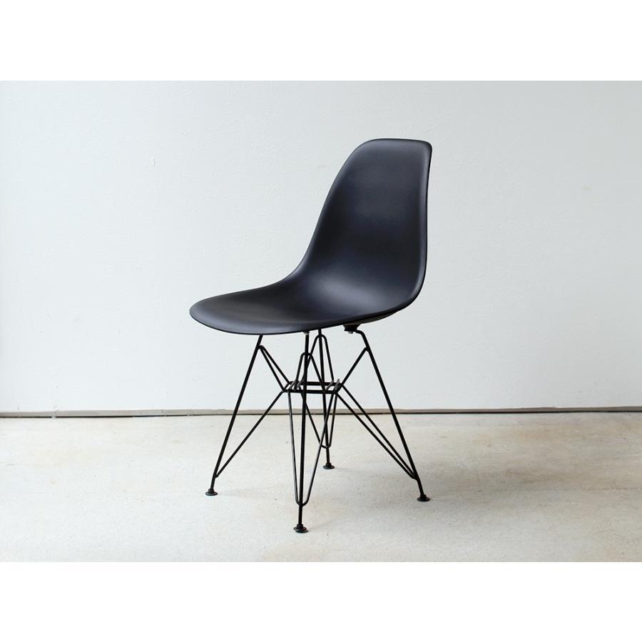 イームズ シェルチェア 椅子 エッフェルベース ブラック脚 MTS-108 ダイニングチェア DSR eames スチール リプロダクト アウトレットセール|3244p|17