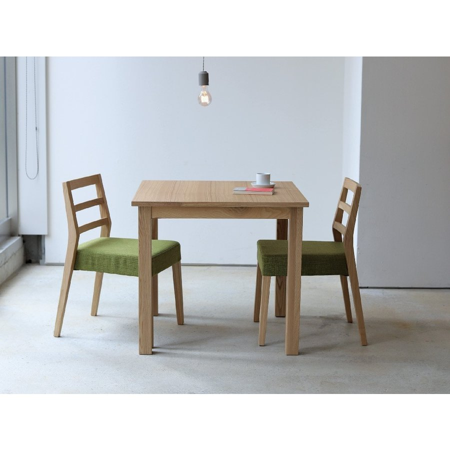ダイニングテーブル アウトレット セール W800 80cm 2名用 ナチュラル ウォールナット アッシュ 木製 novo series ノヴォシリーズ|3244p|02