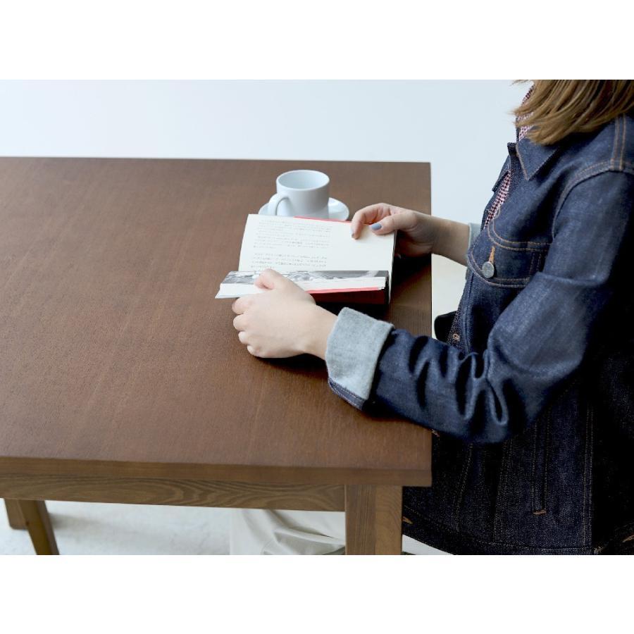ダイニングテーブル アウトレット セール W800 80cm 2名用 ナチュラル ウォールナット アッシュ 木製 novo series ノヴォシリーズ|3244p|14