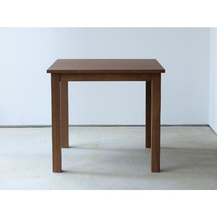ダイニングテーブル アウトレット セール W800 80cm 2名用 ナチュラル ウォールナット アッシュ 木製 novo series ノヴォシリーズ|3244p|19
