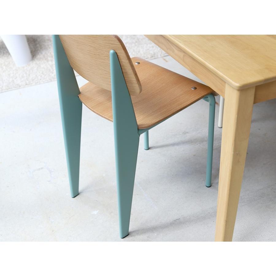 スタンダードチェア リプロダクト 椅子 イス Standard chair ジャン・プルーヴェ BK VA DP PG MTS-139|3244p|12