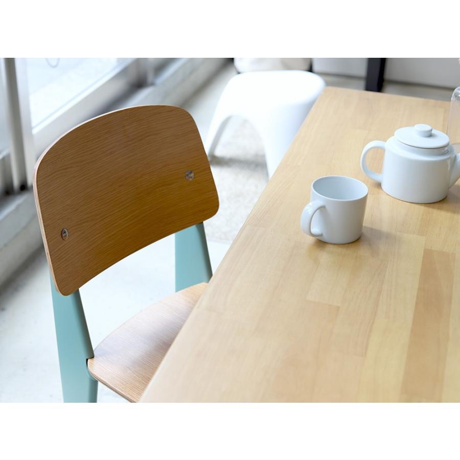 スタンダードチェア リプロダクト 椅子 イス Standard chair ジャン・プルーヴェ BK VA DP PG MTS-139|3244p|13