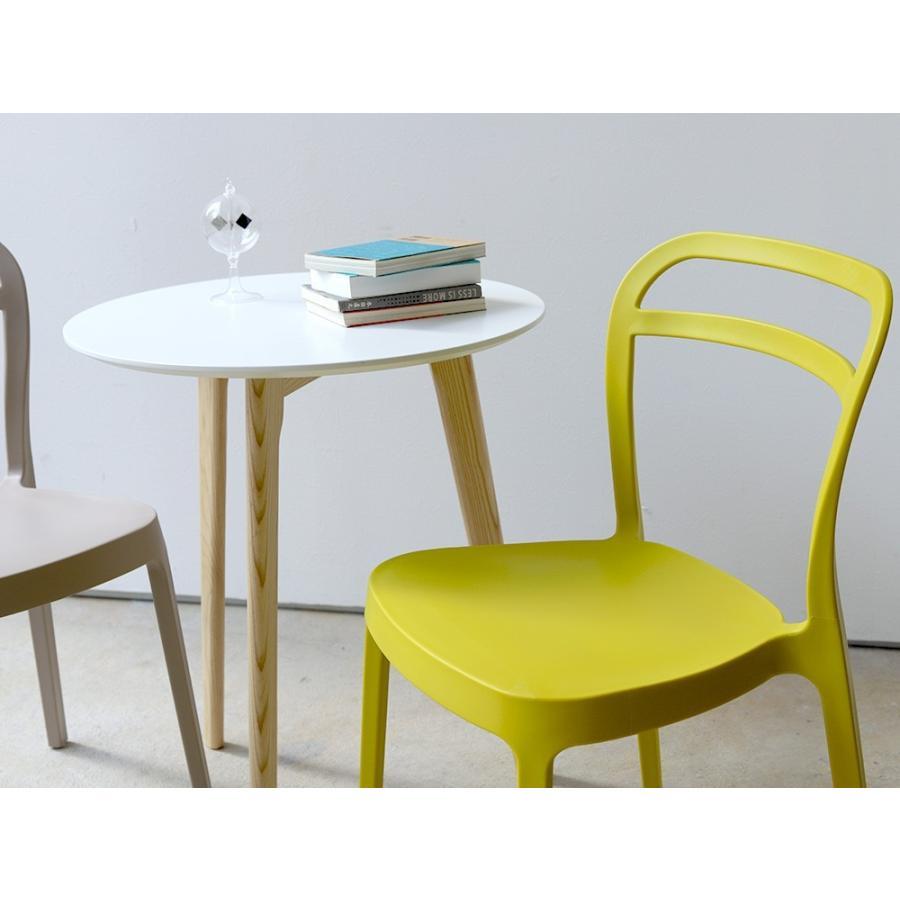 スタッキングチェア ステープル 椅子 イス チェア 積み重ねOK PP製 Staple chair YE BE GY BL オフィス 会議用チェア 会議室チェア カフェ MTS-143|3244p|12