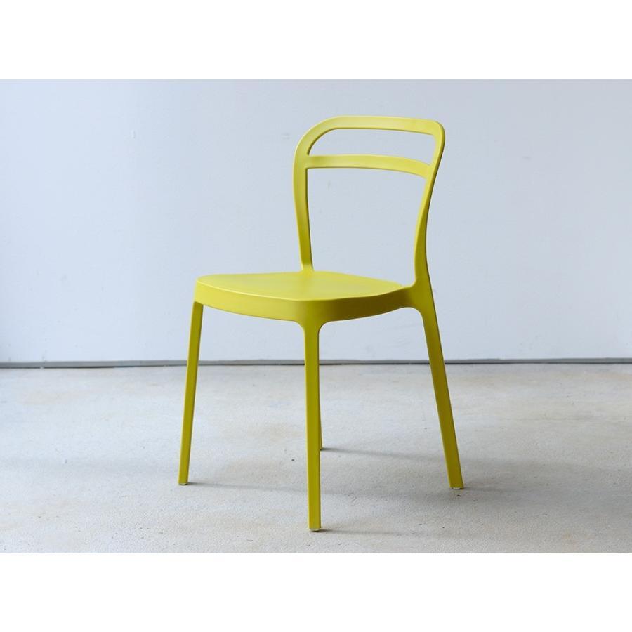 スタッキングチェア ステープル 椅子 イス チェア 積み重ねOK PP製 Staple chair YE BE GY BL オフィス 会議用チェア 会議室チェア カフェ MTS-143|3244p|16