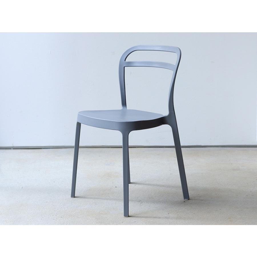 スタッキングチェア ステープル 椅子 イス チェア 積み重ねOK PP製 Staple chair YE BE GY BL オフィス 会議用チェア 会議室チェア カフェ MTS-143|3244p|17