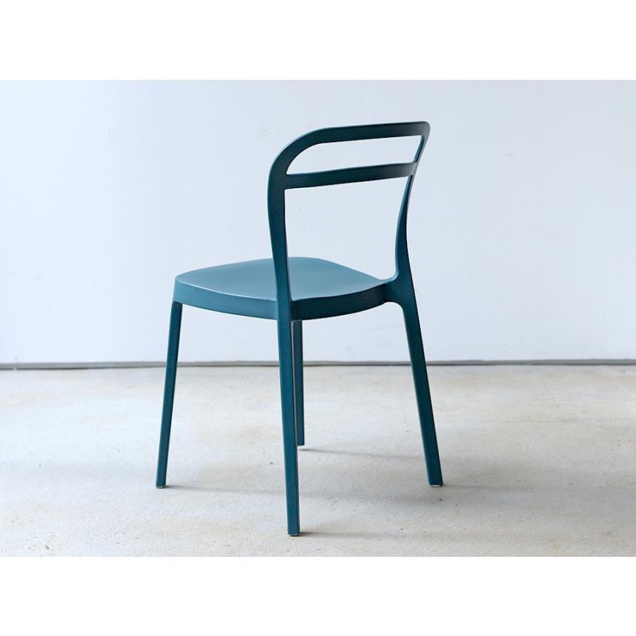 スタッキングチェア ステープル 椅子 イス チェア 積み重ねOK PP製 Staple chair YE BE GY BL オフィス 会議用チェア 会議室チェア カフェ MTS-143|3244p|18