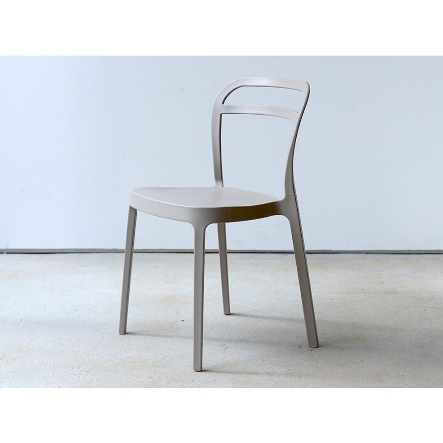 スタッキングチェア ステープル 椅子 イス チェア 積み重ねOK PP製 Staple chair YE BE GY BL オフィス 会議用チェア 会議室チェア カフェ MTS-143|3244p|19