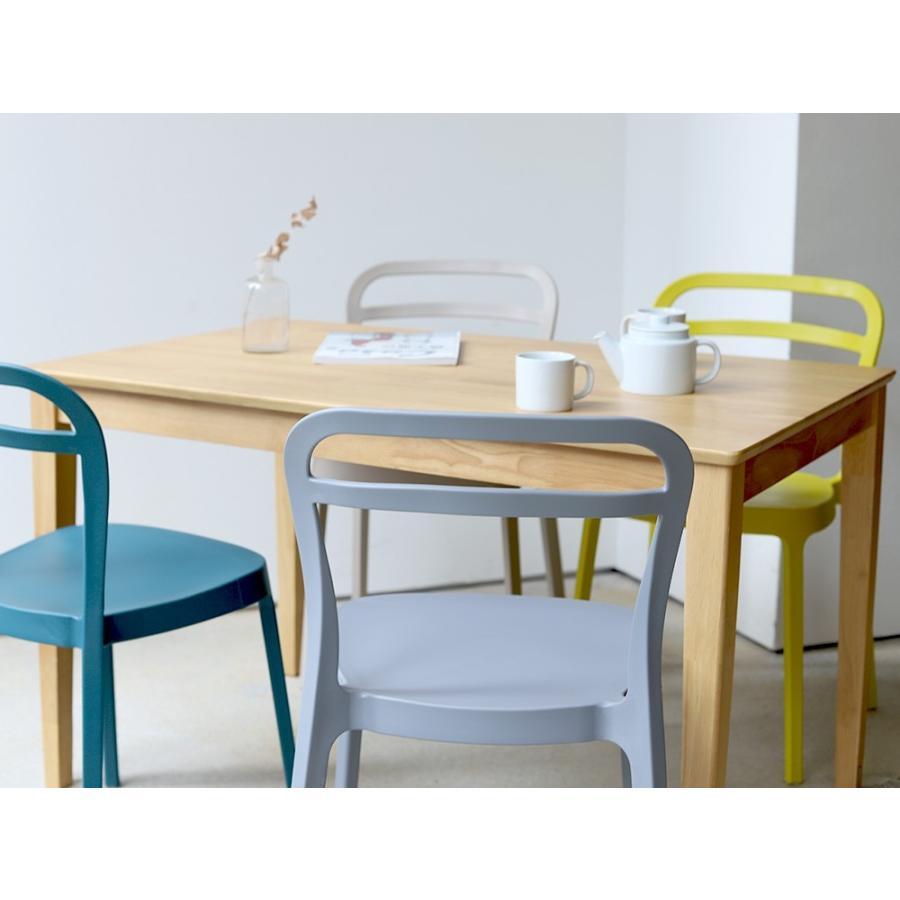 スタッキングチェア ステープル 椅子 イス チェア 積み重ねOK PP製 Staple chair YE BE GY BL オフィス 会議用チェア 会議室チェア カフェ MTS-143|3244p|06