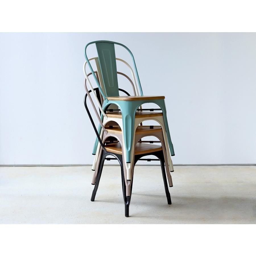 マリーンチェア マリンチェア Aチェア リプロダクト 椅子 イス グザビエ・ポシャール BK VA PG BE デザイナーズ家具椅子 MTS-144|3244p|04