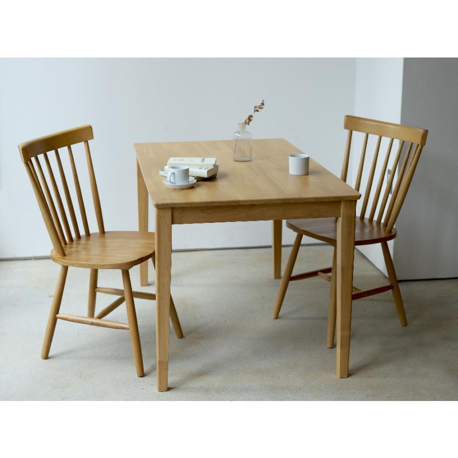 ダイニングチェア 椅子 いす イス 木製椅子 ラバーウッド 木製 ナチュラル ウォールナット ブラック ファンバック ウィンザーチェア風 MTS-152|3244p|11