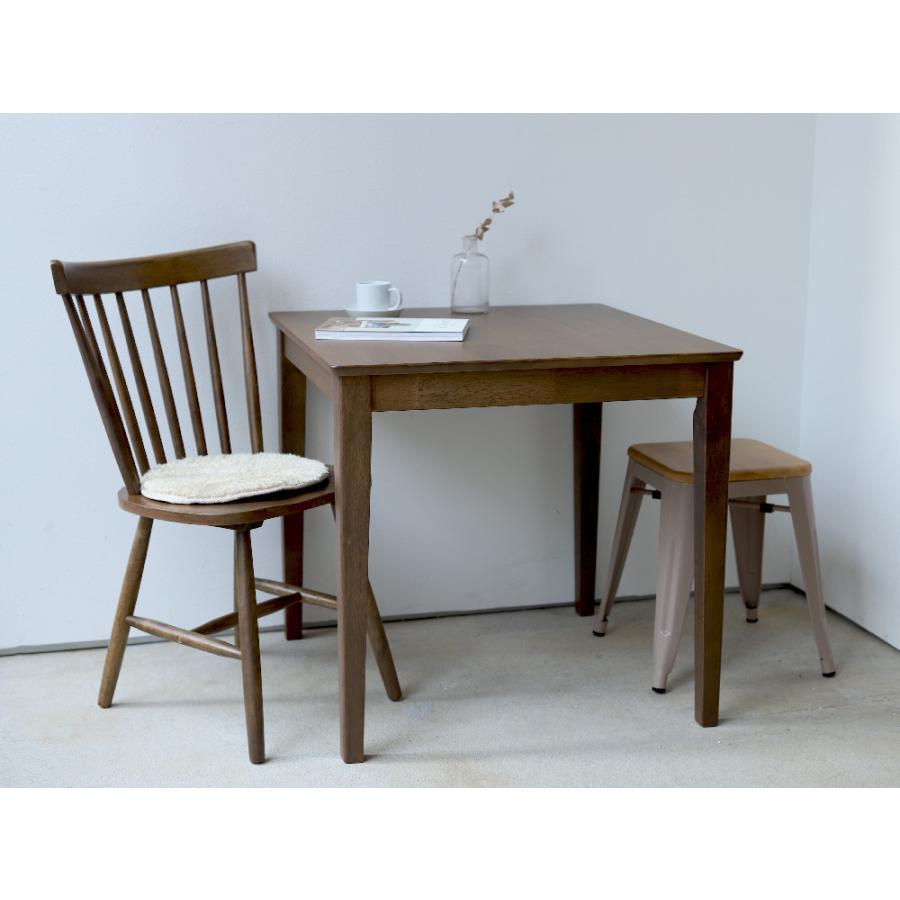 ダイニングチェア 椅子 いす イス 木製椅子 ラバーウッド 木製 ナチュラル ウォールナット ブラック ファンバック ウィンザーチェア風 MTS-152|3244p|10