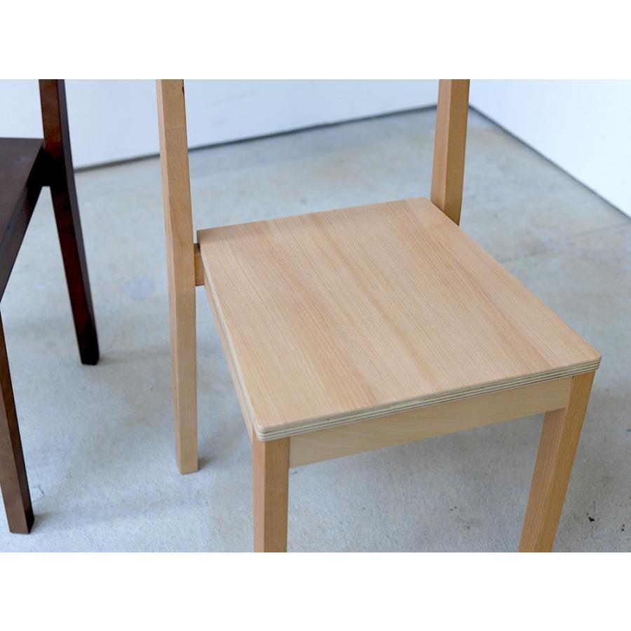 スタッキングチェア ダイニングチェア 椅子 イス SSC-010NA BR room essence|3244p|11