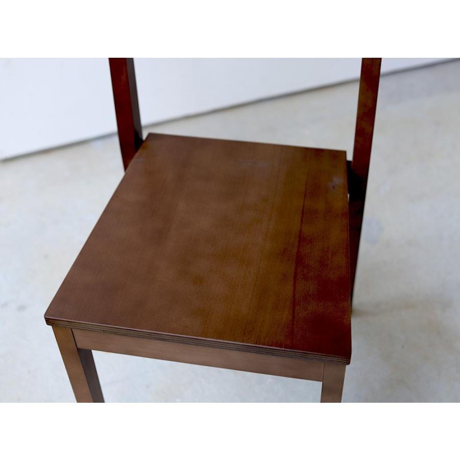 スタッキングチェア ダイニングチェア 椅子 イス SSC-010NA BR room essence|3244p|12