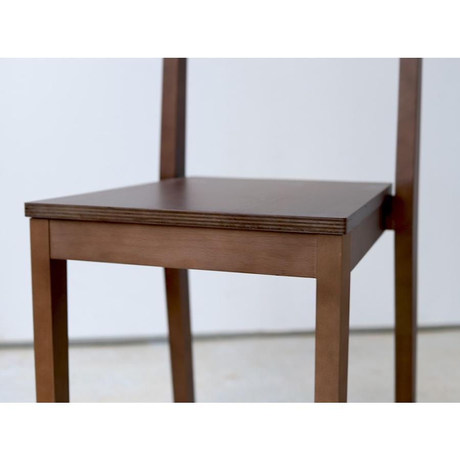 スタッキングチェア ダイニングチェア 椅子 イス SSC-010NA BR room essence|3244p|18