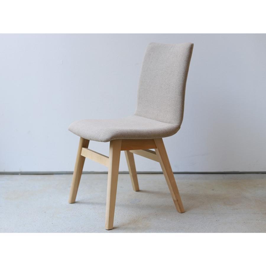 ダイニングチェア 椅子 イス チェア 布張り グレー ベージュ ライトブルー GY BE LB 北欧 HOC-711|3244p|14