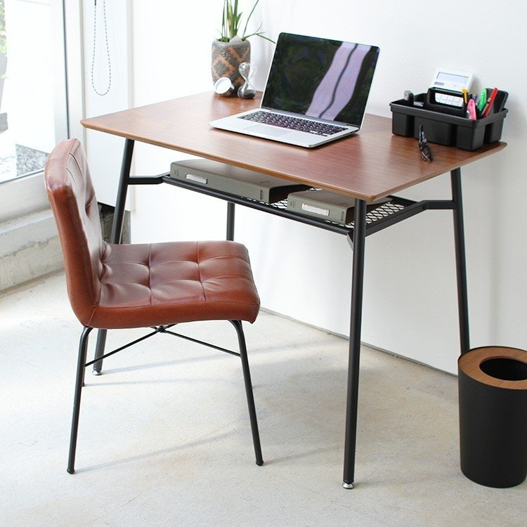 anthem 椅子 チェア Chair アンセム ダイニングチェア ANC-2552BR シンプルモダン カフェ風 パソコンチェア レトロ デスクチェア コンパクト|3244p|14