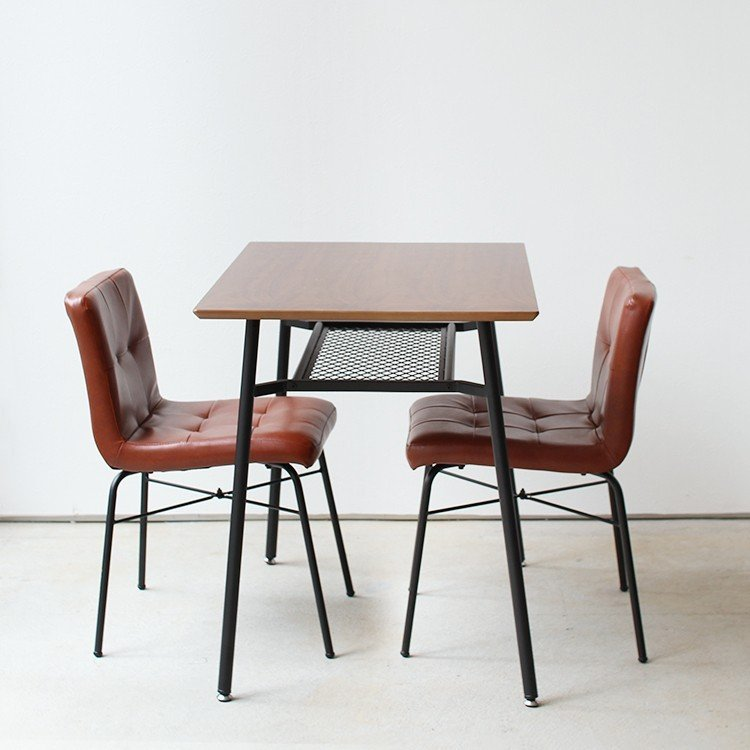 anthem 椅子 チェア Chair アンセム ダイニングチェア ANC-2552BR シンプルモダン カフェ風 パソコンチェア レトロ デスクチェア コンパクト|3244p|16
