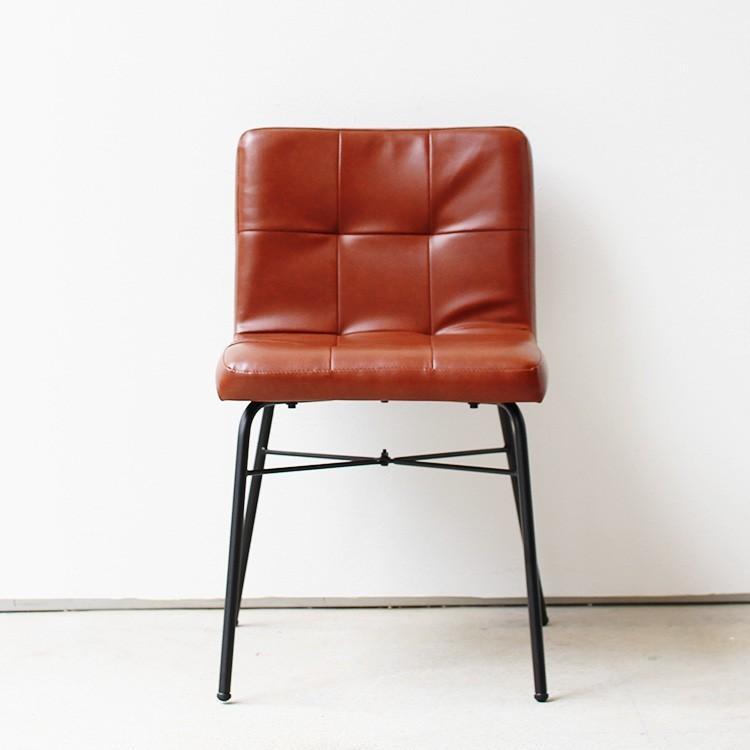 anthem 椅子 チェア Chair アンセム ダイニングチェア ANC-2552BR シンプルモダン カフェ風 パソコンチェア レトロ デスクチェア コンパクト|3244p|03