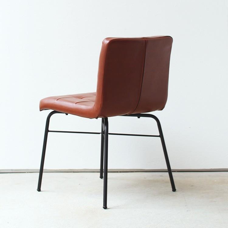 anthem 椅子 チェア Chair アンセム ダイニングチェア ANC-2552BR シンプルモダン カフェ風 パソコンチェア レトロ デスクチェア コンパクト|3244p|05