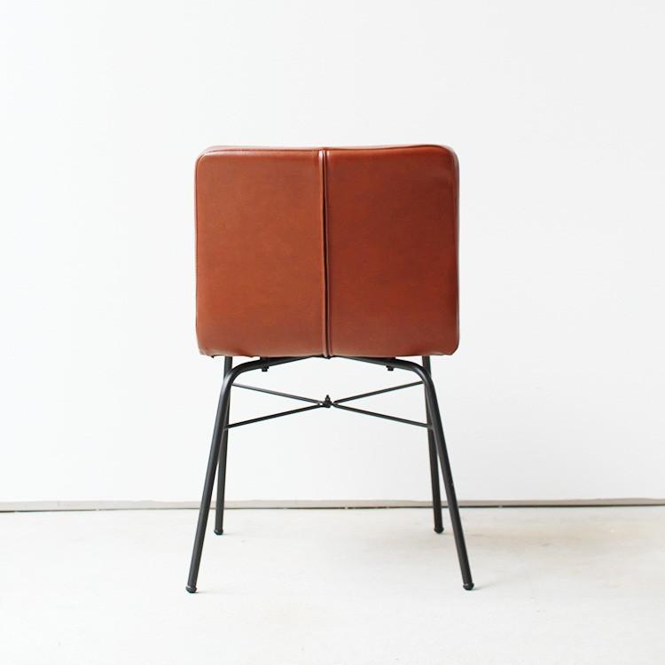 anthem 椅子 チェア Chair アンセム ダイニングチェア ANC-2552BR シンプルモダン カフェ風 パソコンチェア レトロ デスクチェア コンパクト|3244p|06