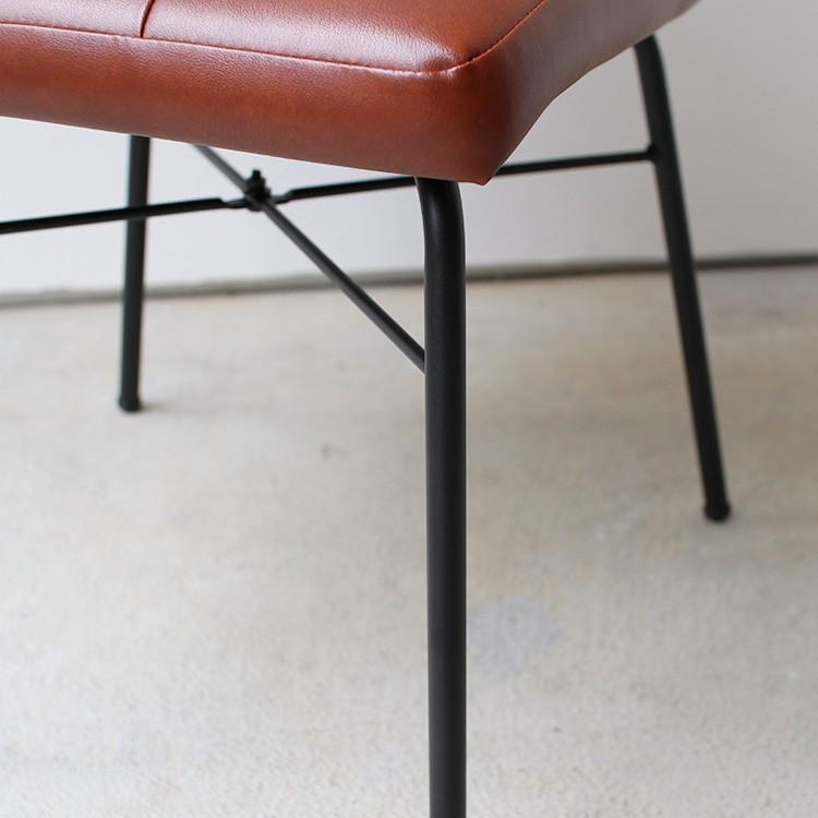 anthem 椅子 チェア Chair アンセム ダイニングチェア ANC-2552BR シンプルモダン カフェ風 パソコンチェア レトロ デスクチェア コンパクト|3244p|10