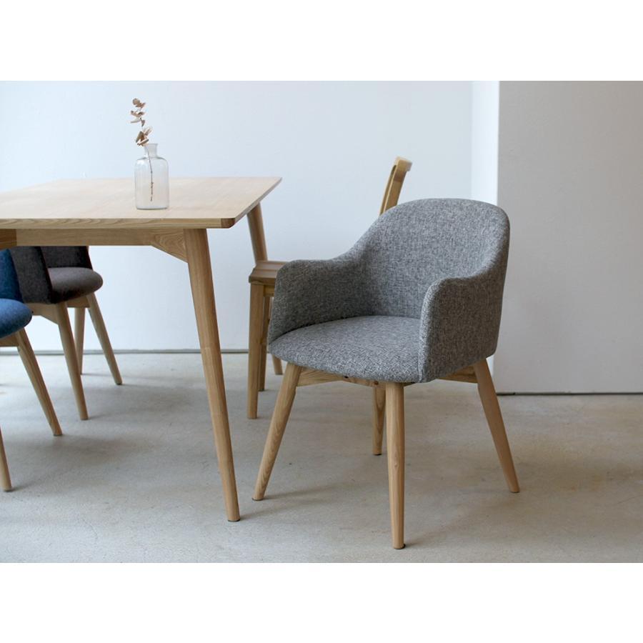 カラメリダイニングチェア 椅子 KRM-010 BR GY BL Karameri dining chair 東谷 room essence|3244p|02