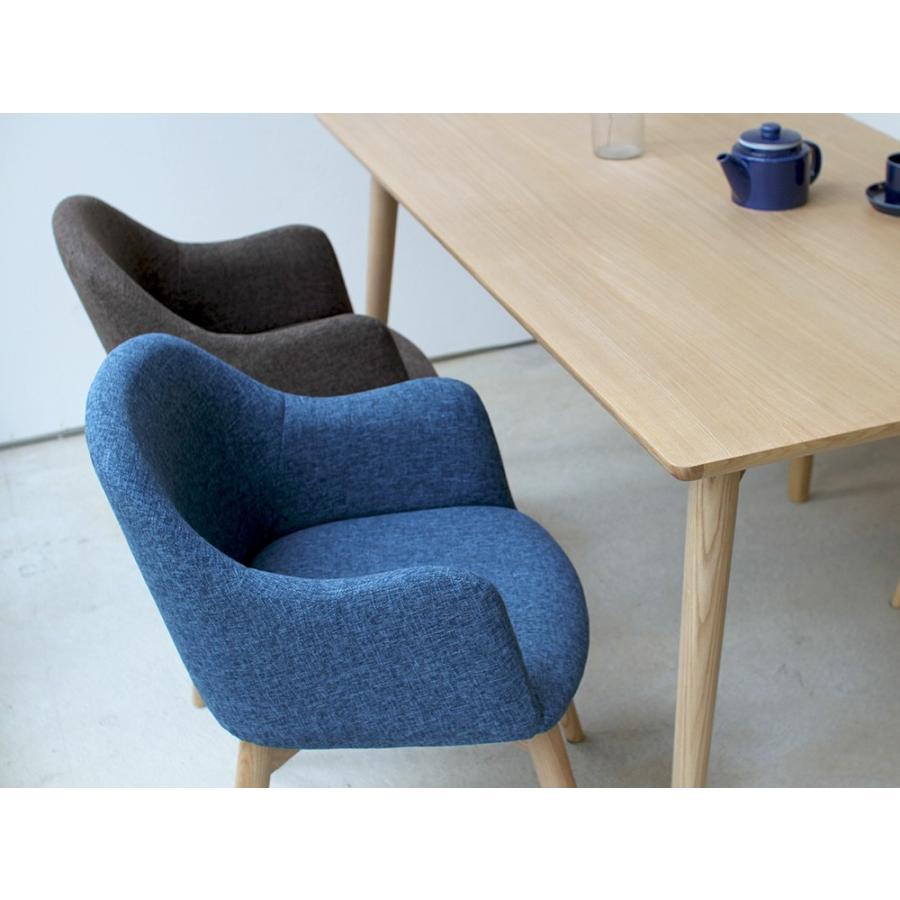 カラメリダイニングチェア 椅子 KRM-010 BR GY BL Karameri dining chair 東谷 room essence|3244p|21
