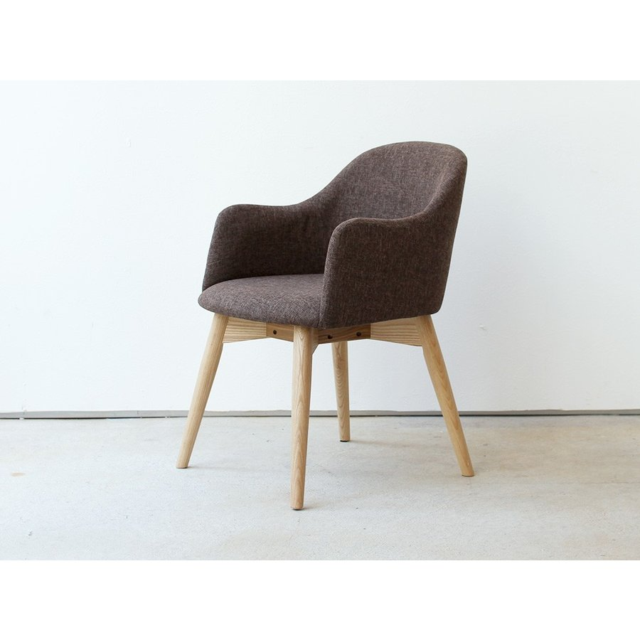 カラメリダイニングチェア 椅子 KRM-010 BR GY BL Karameri dining chair 東谷 room essence|3244p|08