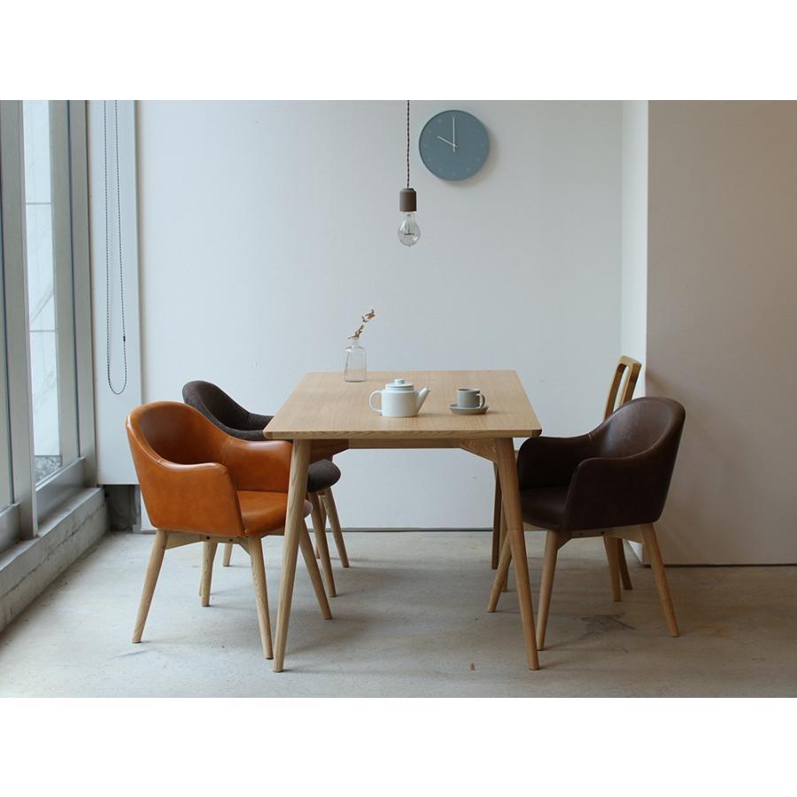 カラメリダイニングチェア 椅子 KRM-010 DB CA Karameri dining chair 東谷 room essence|3244p|16