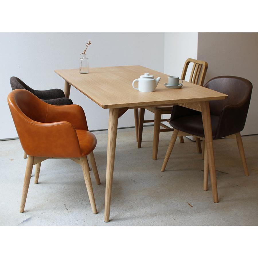 カラメリダイニングチェア 椅子 KRM-010 DB CA Karameri dining chair 東谷 room essence|3244p|03
