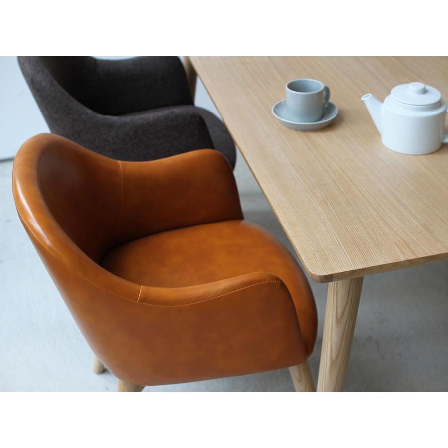 カラメリダイニングチェア 椅子 KRM-010 DB CA Karameri dining chair 東谷 room essence|3244p|05